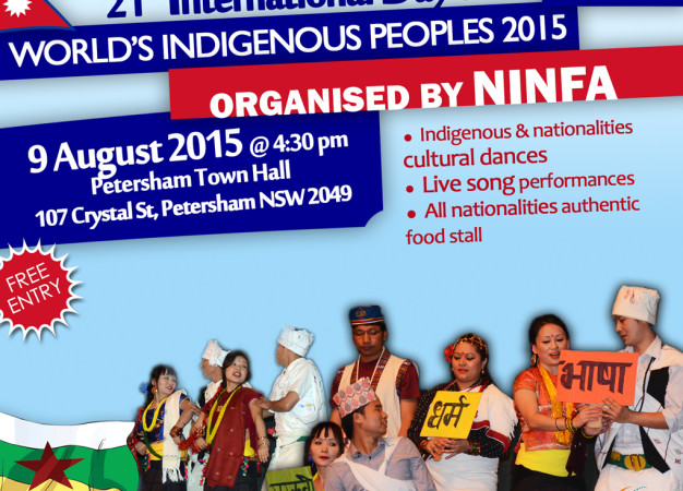 International Day of the World's Indigenous Peoples 2015