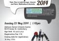 NINFA speech competition 2014